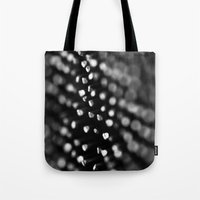pin up Tote Bags featuring Pin-Up by Léon