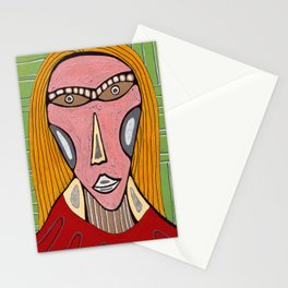 Head 19 Stationery Cards