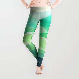 Emerald Spring Leggings