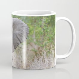 Young elephant - Africa wildlife Coffee Mug