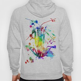 Praying Mantis Hoody