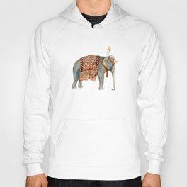 Riding Elephant Hoody