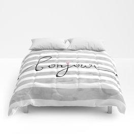bonjour Comforters