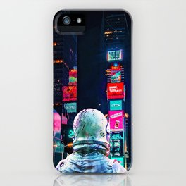 Another Night iPhone Case