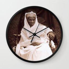 Harriet Tubman 1911 Wall Clock