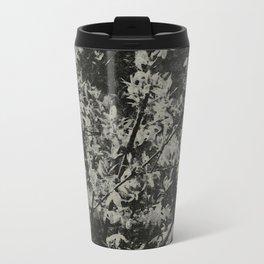 Forsythia Subdued Metal Travel Mug