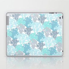 Acer Bouquets - Blues Laptop & iPad Skin