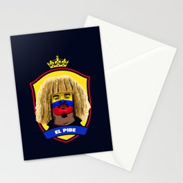 El Pibe Stationery Cards