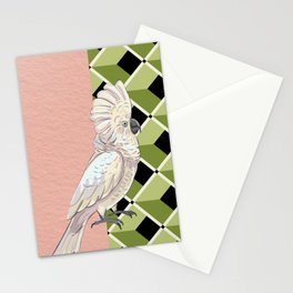Cockatoo Vibes Stationery Cards