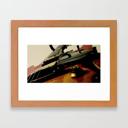 Guitar! Framed Art Print
