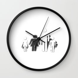PC non desperate availability beacon of hope for divorced women Wall Clock