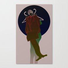 Horoscope: Capricorn Canvas Print