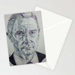 John Watson Biro Stationery Cards