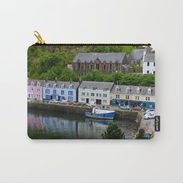Bright Houses on a Dull Day Carry-All Pouch