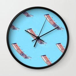 July 27, 1995 Wall Clock