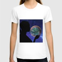 bubble T-shirts featuring Bubble by Cs025