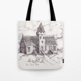 The Old Kirk Tote Bag