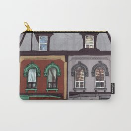 Toronto:Cabbagetown Carry-All Pouch