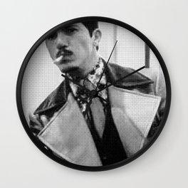 Remember Him? Wall Clock