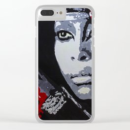 Come 4 Me Clear iPhone Case