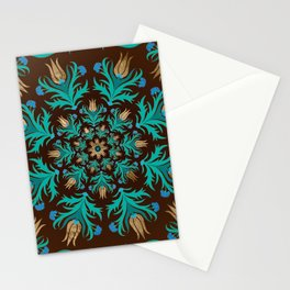 Turkish tulip - Ottoman tile 17 Stationery Cards
