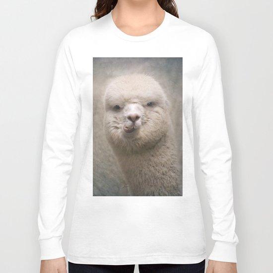 Alpaca! Long Sleeve T-shirt
