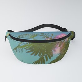 Mimosa Tree in Bloom Fanny Pack
