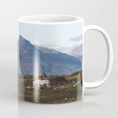 Connemara  - Horse and Mountains Mug
