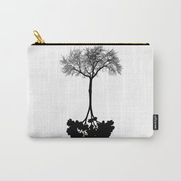 Two sides to every story Carry-All Pouch