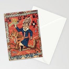 Bijar Kurdish Double Bag Print Stationery Cards