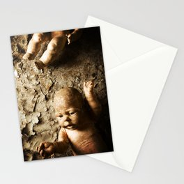 Grunge Dolls Stationery Cards