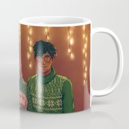 Christmas Portrait Coffee Mug