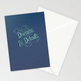 Big Dreams Stationery Cards