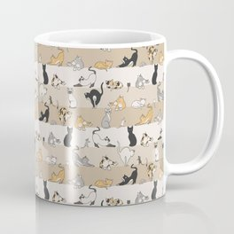 Cat & Mouse Coffee Mug
