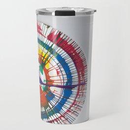 Colorful Spin Travel Mug