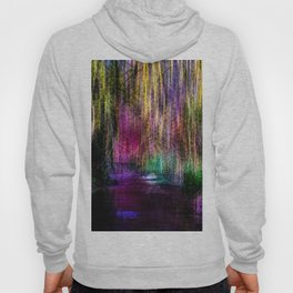 Abstract fluxum Hoody