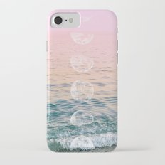 Moontime on the Beach iPhone 7 Slim Case