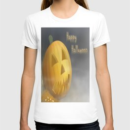 Happy Halloween Illustration T-shirt