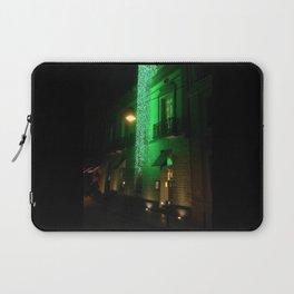 Green Cascade Laptop Sleeve