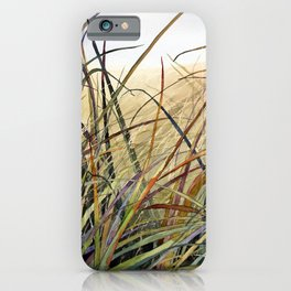 Copalis Grass iPhone Case