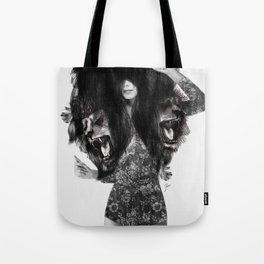 Lion #2 Tote Bag
