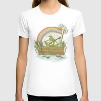 T-shirts featuring Rainbow Connection by Anne Lambelet