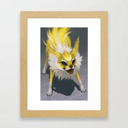 Jolteon Framed Art Print