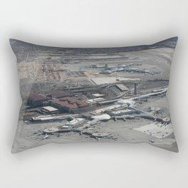 Airport Rectangular Pillow