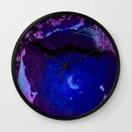 Lunar Magic Wall Clock