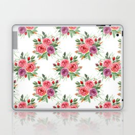 Watercolor . A bouquet of roses. 2 Laptop & iPad Skin