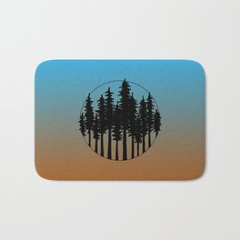 Redwoods Bath Mat