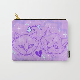 LoveCats Carry-All Pouch