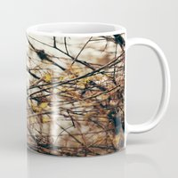 tangled Mugs featuring Tangled by Laura George