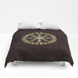 The helm of awe Comforters